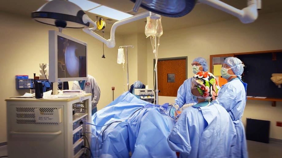 Price Transparency at the Surgery Center of Oklahoma